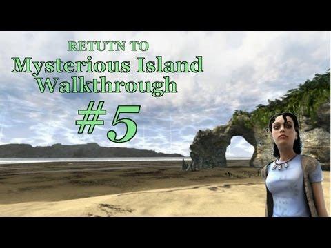 Return To Mysterious Island Walkthrough part 5