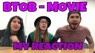 AKA REACTS BtoB Movie MV Reaction