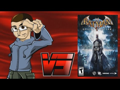 Johnny vs. Batman: Arkham Asylum