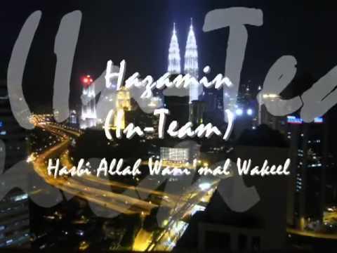 Hazamin   Zikir   Hasbi Allah Wani'mal Wakeel
