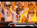 Co to jest za drużyna, co śledziem ...-doping na finale Pucharu Polski Arka Gdynia - Legia Warszawa