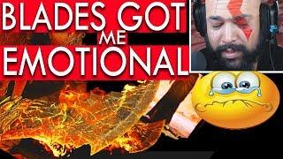 FEEL THE EMOTIONS - GOD OF WAR BLADES