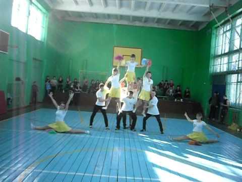 трёхкратные победители пятиборья 2011 год саратовская область, р п Турки МОУ СОШ