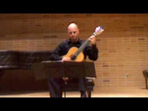Molino, Legnani in A minor, Regondi Etude 5