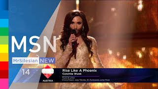 [HD] Eurovision Song Contest 2014 Copenhagen: My top 37 (After the live show)