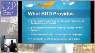 BDD with Behat for Beginners - PHPConf.Asia