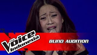 Annisa - Bintang Kehidupan | Blind Auditions | The Voice Indonesia GTV 2018