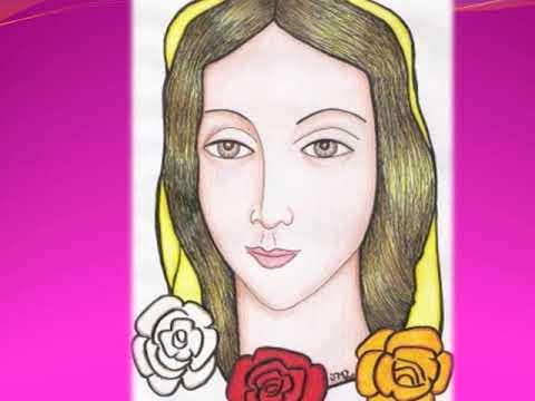 Rosario a María Rosa Mística (Alegrías)