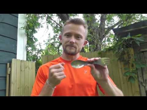 Light My Fire Titanium Spork Review  - The Outdoor Gear Review