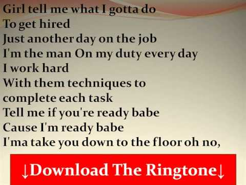 Roscoe Dash - Employee Of The Year Lyrics