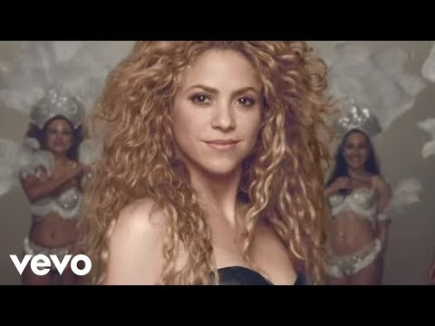 Shakira - La La La (Brazil 2014) Making Of