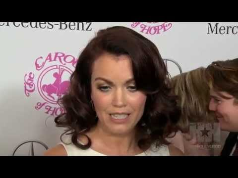 Exclusive: 'Scandal's' Bellamy Young Candid About Playing a Grieving Mother - HipHollywood.com