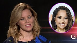 Elizabeth Banks SPILLS On Her Fight With Becky G In Power Rangers Movie