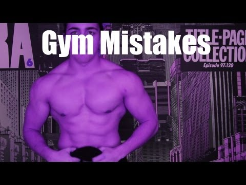 Common Training Mistakes: Abs Everyday, Olympic Lifting and Bad Deadlifts