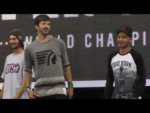Street League 2014: Super Crown Monster Mic'd Up With Chris Cole
