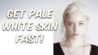 download musica Get Pale White Skin Fast Subliminals Theta Frequencies Hypnosis