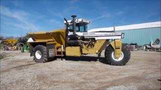 Ag-Chem TerraGator 1803 self-propelled applicator for sale | no-reserve auction May 3, 2017