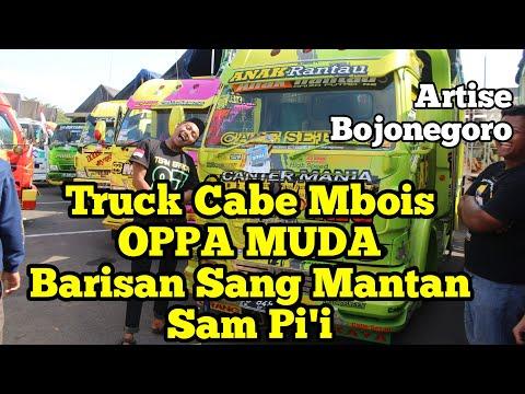 Truck Cabe Setan (Keren) Oppa Muda - Barisan Sang Mantan Artise Bojonegoro