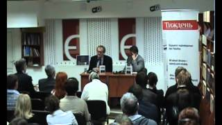 """Л.Донскіс про """"диявола між різними політичними силами"""""""