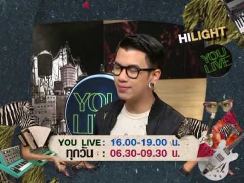 Hi-Light YOU LIVE 22-26 April 2013  YOU CHANNEL