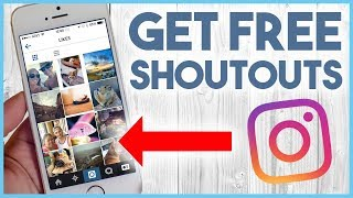 😀 HOW TO GET FREE SHOUTOUTS ON INSTAGRAM 2018 - (#S4S TUTORIAL) 😀