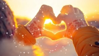 Top 30 Christmas Songs - The Best Christmas Carols with Romantic Winter Scenes