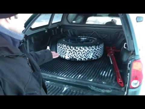 Тест-драйв Toyota Hilux 2012, часть 2