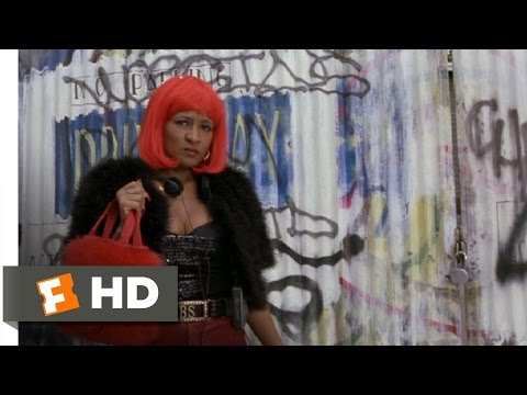 Pootie Tang (5/10) Movie CLIP - Just Cause a Girl Likes to Dress Fancy (2001) HD