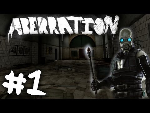 Aberration - NEW Scary HL2 Mod - Walkthrough Part 1