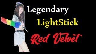 Red Relvet Legendary Lightstick