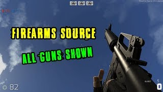 All Guns Shown - Firearms Source