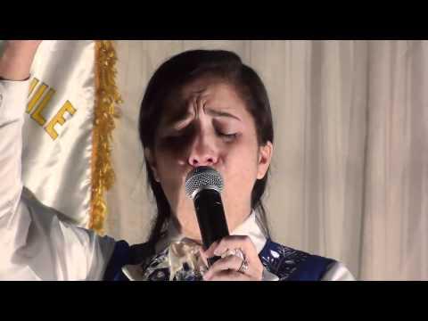 Gladys Muñoz La razón de mi vida NOCHE DE ESPERANZA MARZO HD