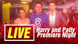 LIVE: Part 2 Harry And Patty Premiere