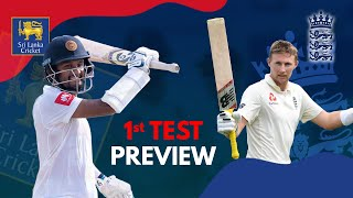 Sri Lanka look to dominate English in Cricket'shomecoming after COVID-19 - Preview - 1st Test