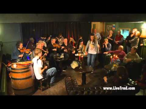 Traditional Irish Music from LiveTrad.com Clip 4