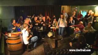 Dervish - Traditional Irish Music from LiveTrad.com Clip 4