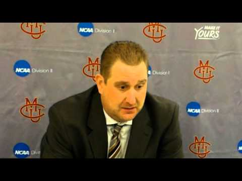 Andy Shantz - SD Mines Post Game