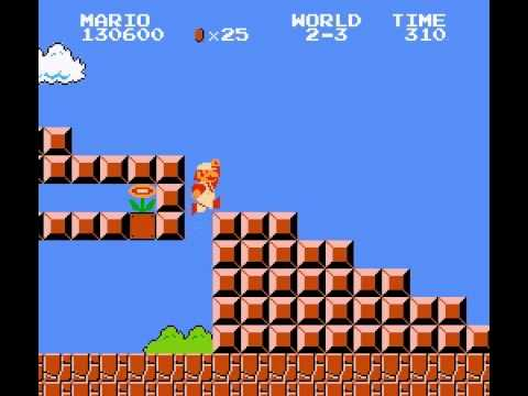 Super Mario Bros Special - Foxy plays Super Mario Bros Special Part 1 (NES) - User video