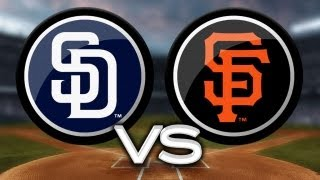 6/17/13: Padres cash in with pitchers bunt in 13th