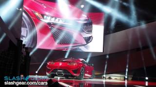 Acura NSX Unveiling at NAIAS 2015