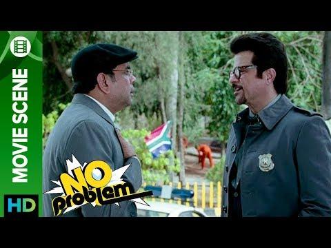 Paresh Rawal Escapes The Police - No Problem video
