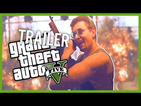 GTA V ONLINE | PC | ROJSON TRAILER | DEAL Z ISAMU?