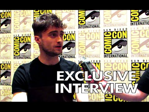 Comic Con 2014: Daniel Radcliffe Interview (HD) Horns JoBlo.com