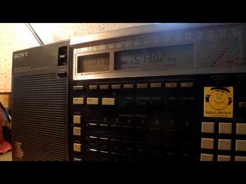 15 06 2015 Radio Habana Cuba in Spanish to SoAm 1100 on 15730 Bauta