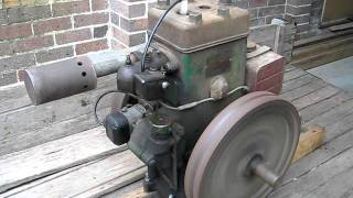Rosebery 4HP Stationary Engine - PART 1