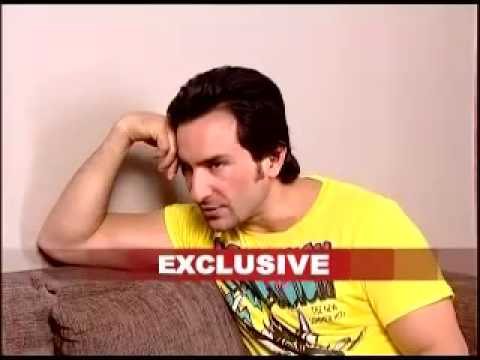 Exclusive interview with Saif Ali Khan Video