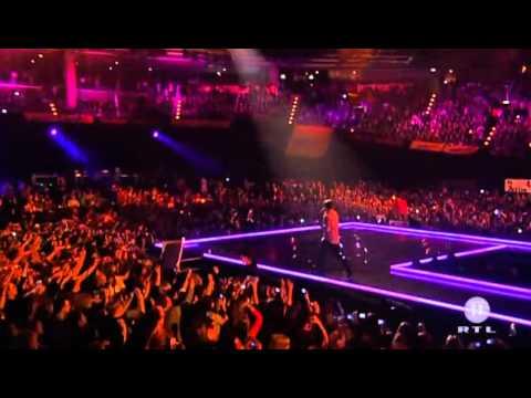 Justin Bieber Baby Live Concert video