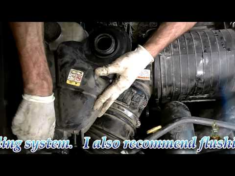 6.0 Liter Ford Powerstroke - Complete Cab Installation and Start Up