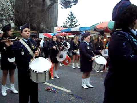 Fanfarra Sao Mamede Infesta carnaval 2011