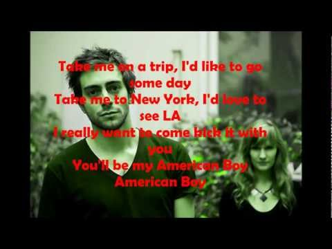 Cocoon - American Boy Lyrics